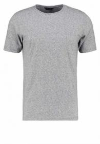 JPRANDREW SLIM FIT  - T-shirt basic - light grey melange