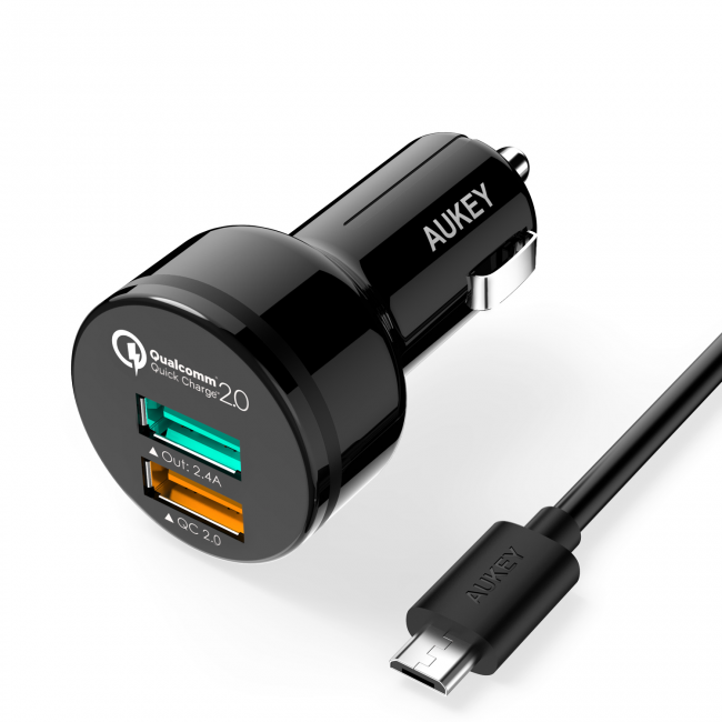 Aukey CC-T1 Quick Charge 2.0