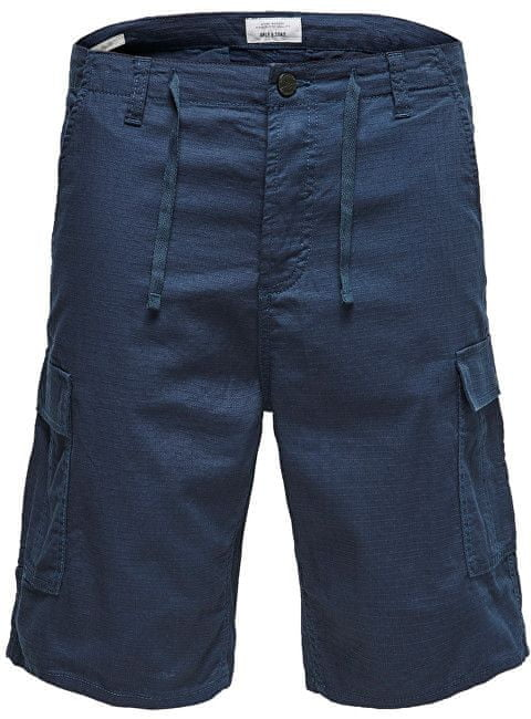 ONLY&SONS Męskie szorty Nadir Cargo Short z Pk 2454 Dress s Blue Dress s (rozmiar 29)