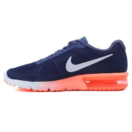 Nike WMNS AIR MAX SEQUENT, 20 | URUCHOMIENIE | KOBIETY | LOW TOP | DK PRPL DST / PLST PRPL-BRGHT MN | 7.5