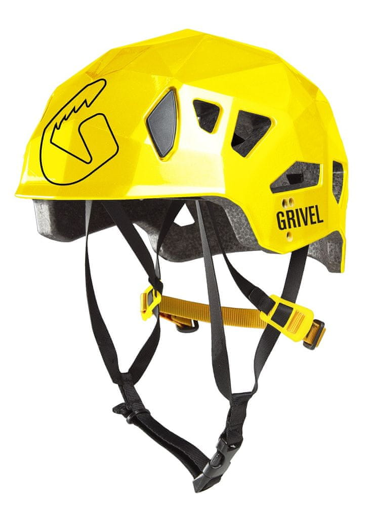 Grivel kask wspinaczkowy Stealth HS yellow