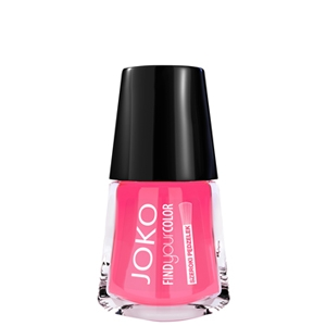 Joko lakier Find Your Colour 120 crazy pink