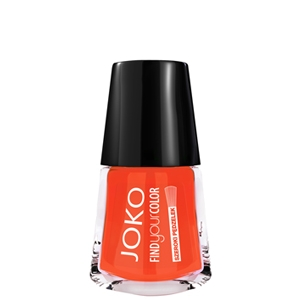 Joko lakier Find Your Colour 109 spicy orange