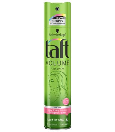Taft lakier 250ml 4 Volume