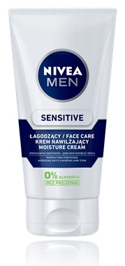 Nivea Men krem do twarzy 75ml Sensitive