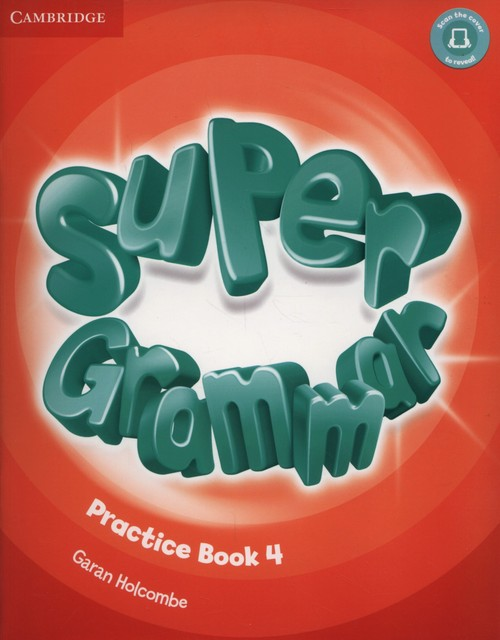 Super Grammar Practice book 4
