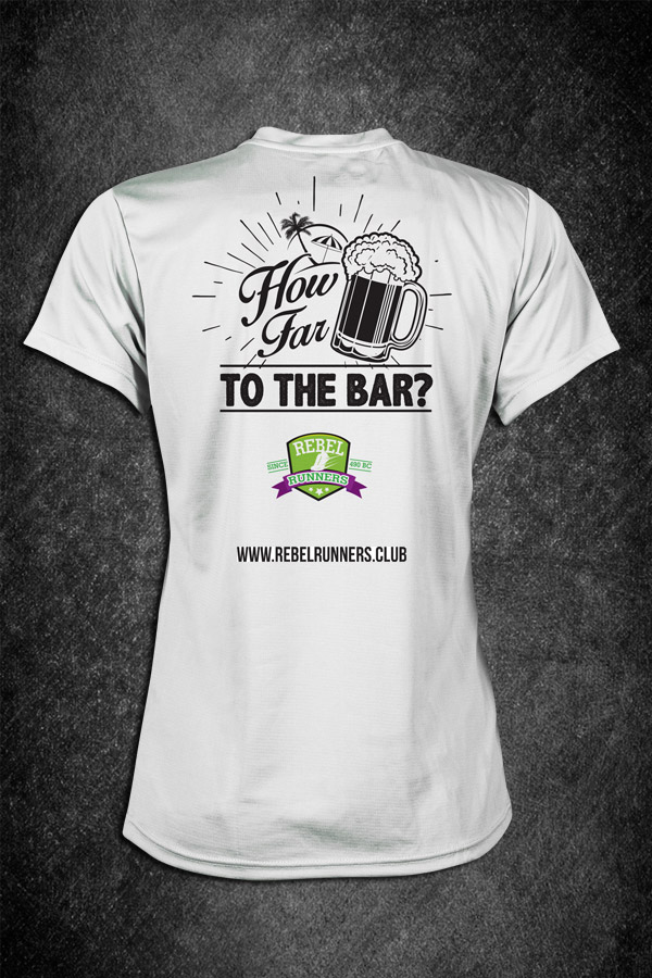 How far to the bar - damska